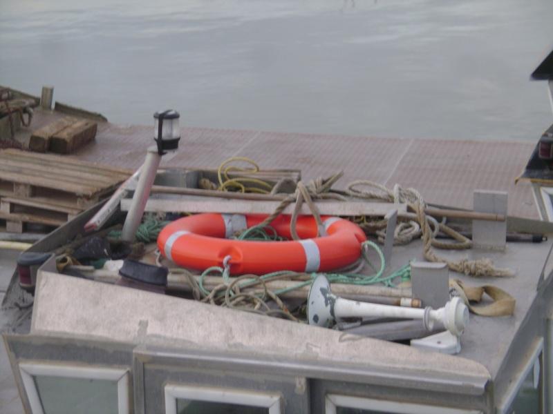 Barge , Chaland , Plate , Ponton et Lasse ostréicole. Dsc06851