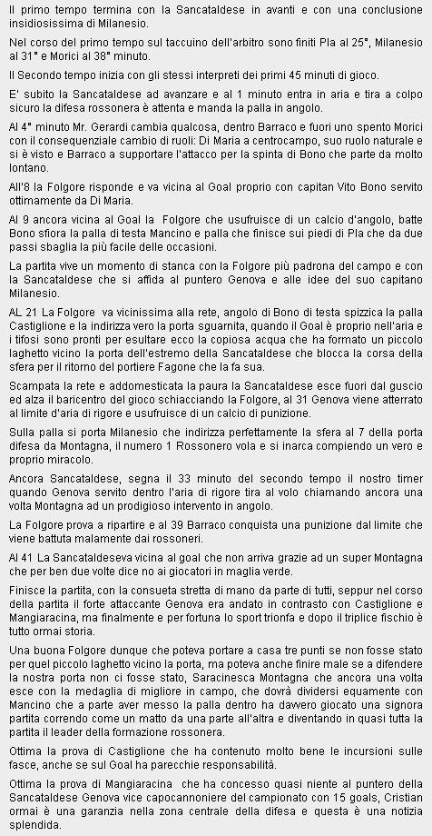 Campionato 21° Giornata:Folgore selinunte - Sancataldese 1-1 Folgor17