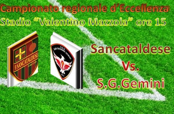 Campionato 20° Giornata: Sancataldese - S. G. Gemini 2-0 San_ge12