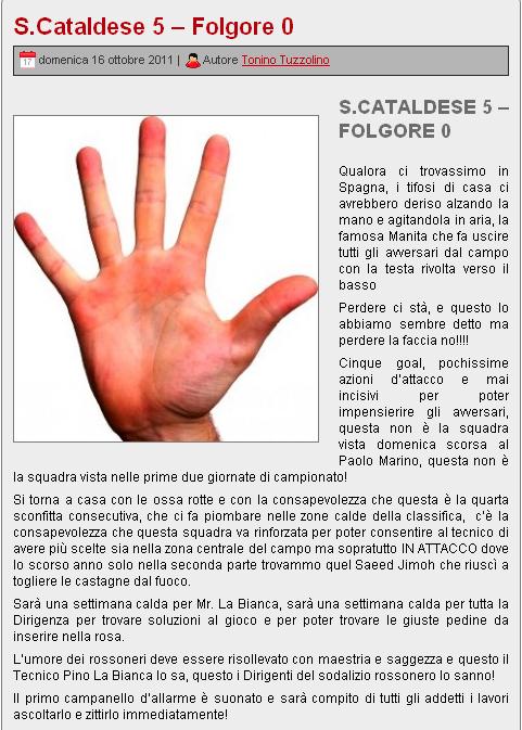 Campionato 6° Giornata: Sancataldese - Folgore 5-0 Sancat10