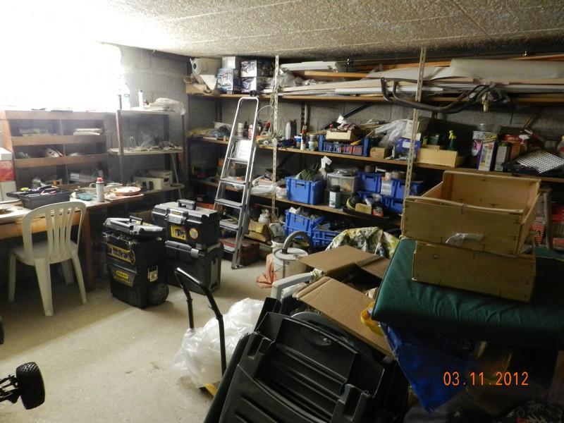 Comment est votre atelier en hiver !!! Garage13