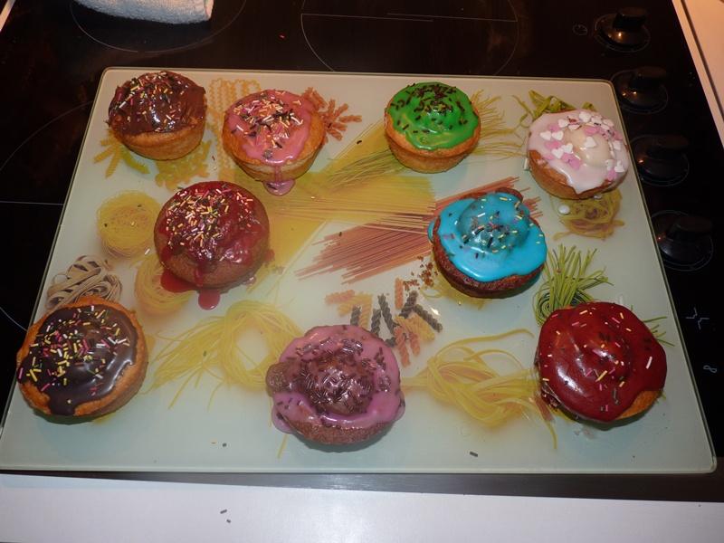 Cupcakes : recettes et décors simples - Page 5 P1050710