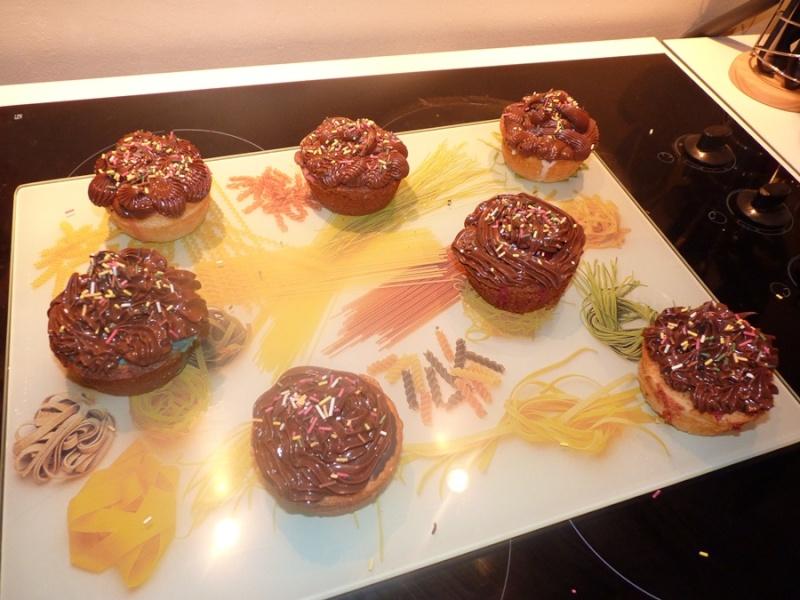 Cupcakes : recettes et décors simples - Page 5 P1050712