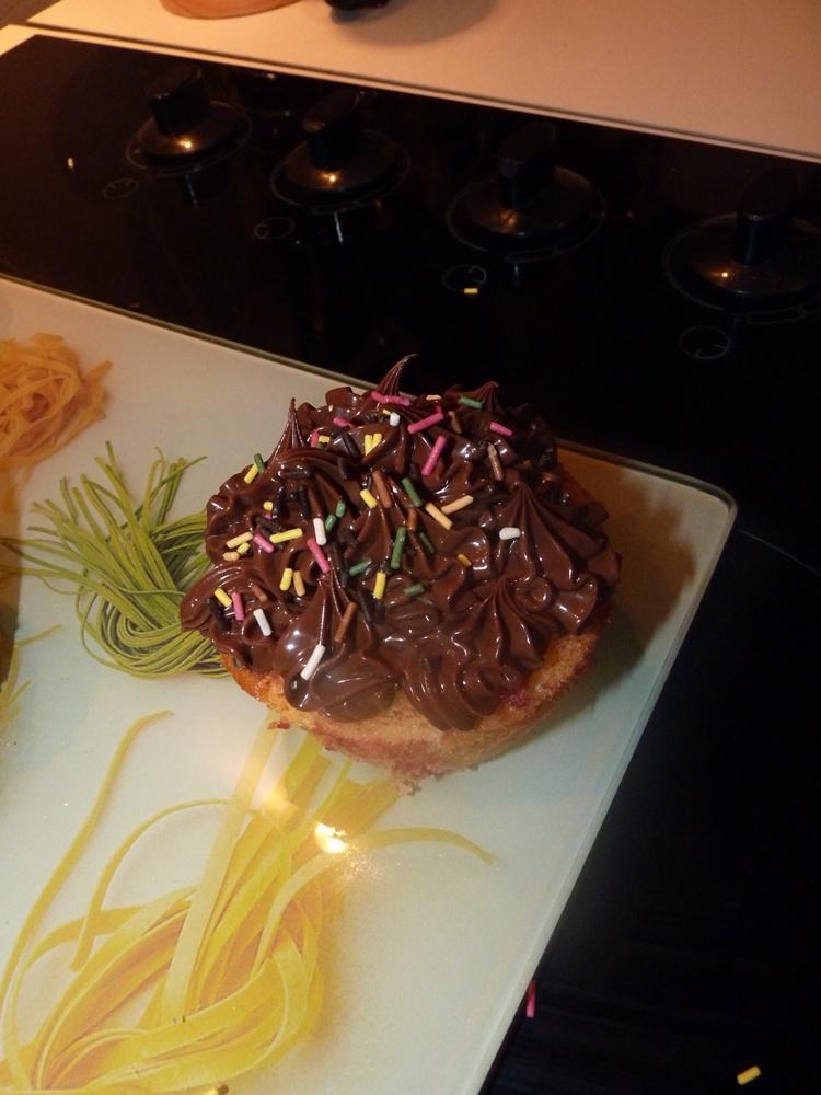 Cupcakes : recettes et décors simples - Page 5 P1050713