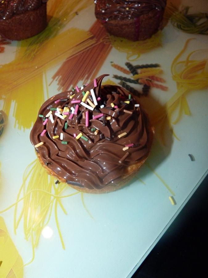 Cupcakes : recettes et décors simples - Page 5 P1050714
