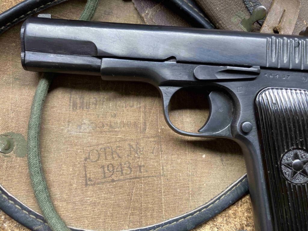 Tokarev TT33 - 1943 Img_2215