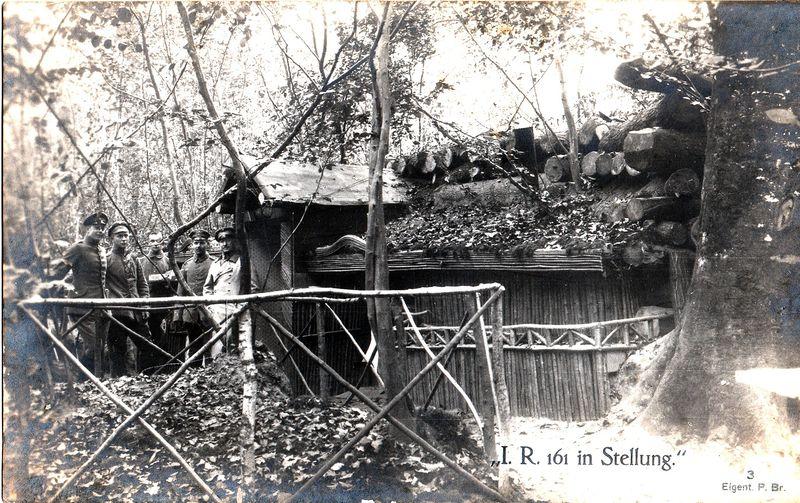 Erfurt 1916 régimenté Ir16110