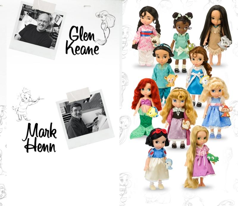 Disney Animator's Collection (depuis 2011) - Page 4 Animat11