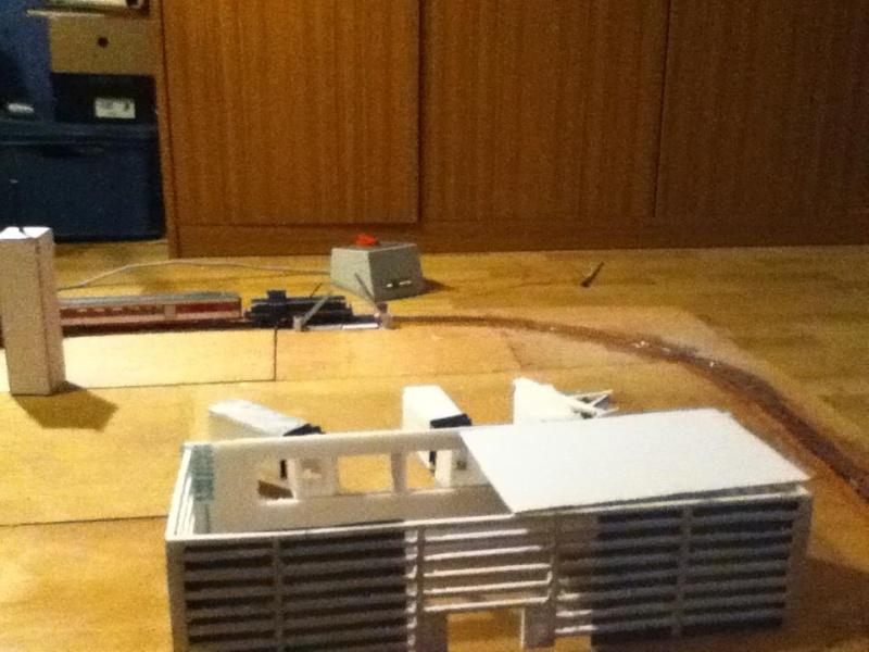 maquette férrovière et aéroport 610
