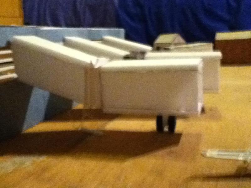 maquette férrovière et aéroport 910