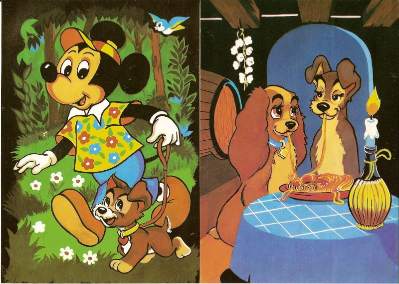 Nouvelle collection de cartes à jouer Disney dans les CORA Belgique Disney10