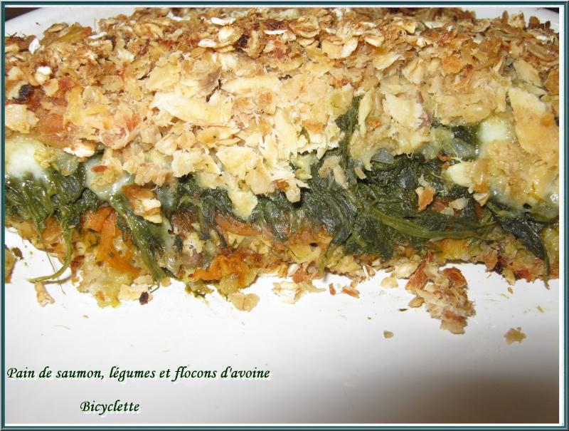 Pain de saumon, légumes et flocons d'avoine Pain_d11