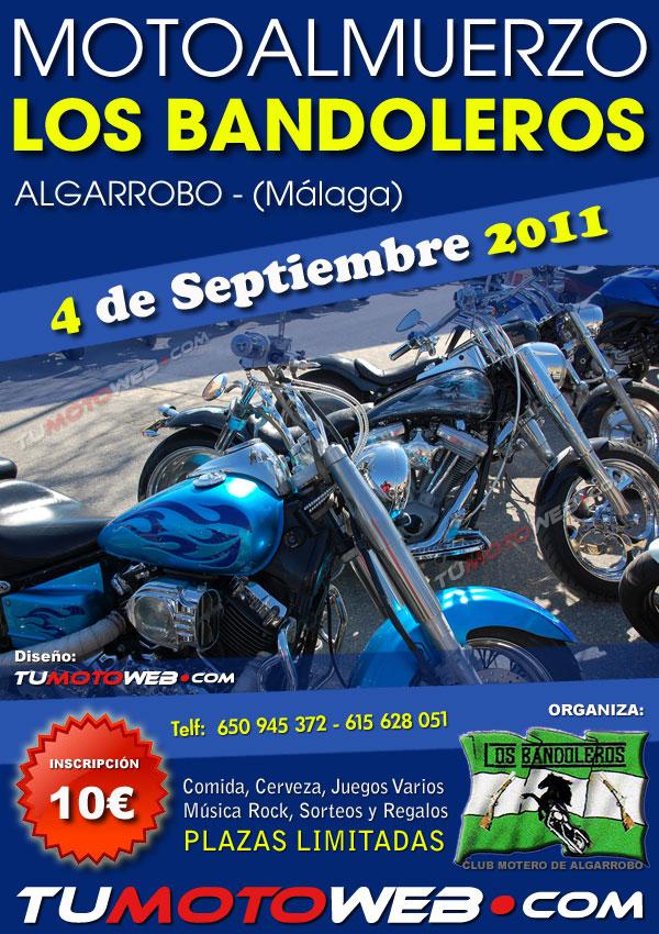 Concentraniones para el mes de Septiembre 2011. Cartel10