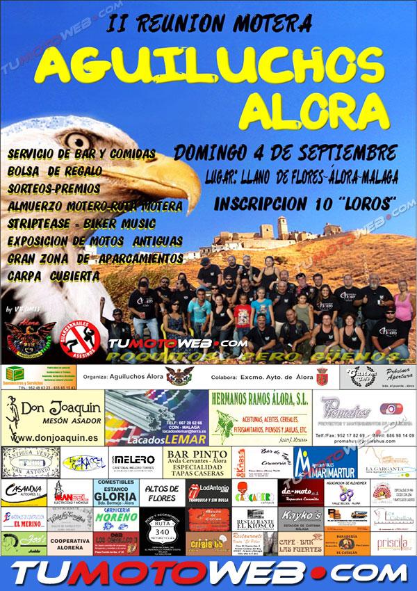 Concentraniones para el mes de Septiembre 2011. Cartel14