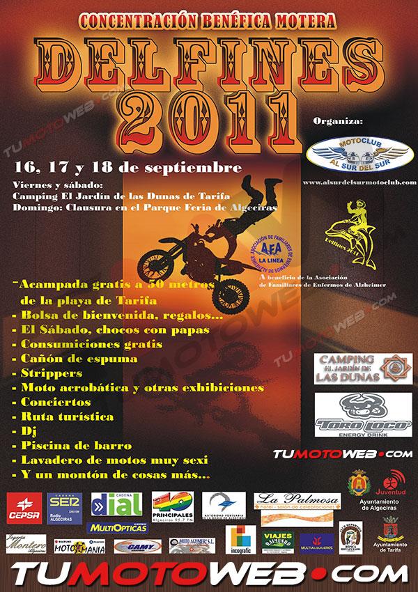 Concentraniones para el mes de Septiembre 2011. Cartel15