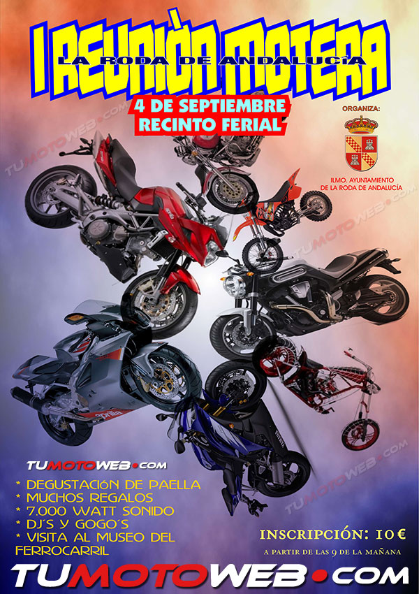 Concentraniones para el mes de Septiembre 2011. Cartel20