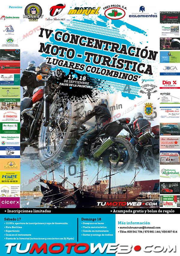 Concentraniones para el mes de Septiembre 2011. Cartel21