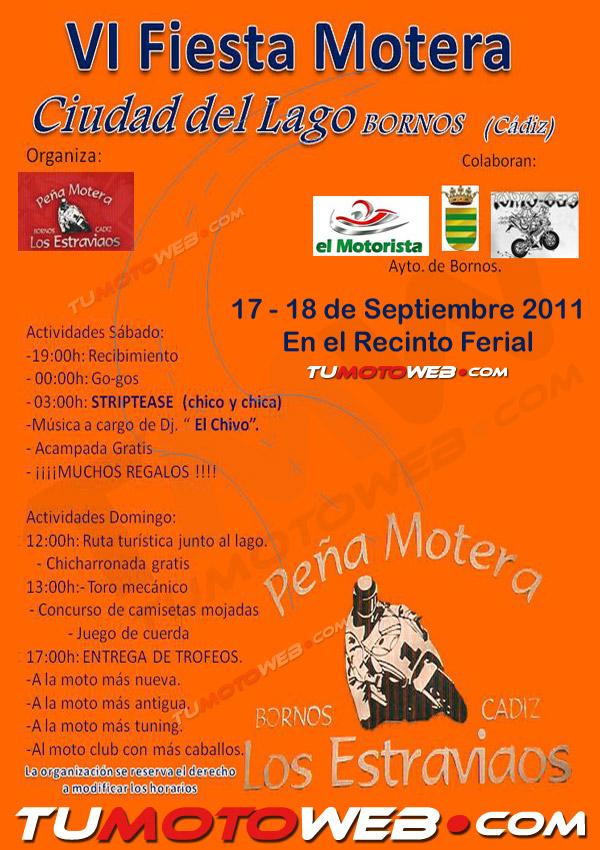 Concentraniones para el mes de Septiembre 2011. Cartel27