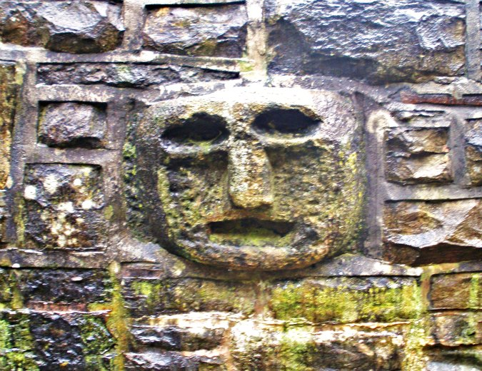 Celtic Stone Heads in Bacup, Lancashire ??? Celtic10