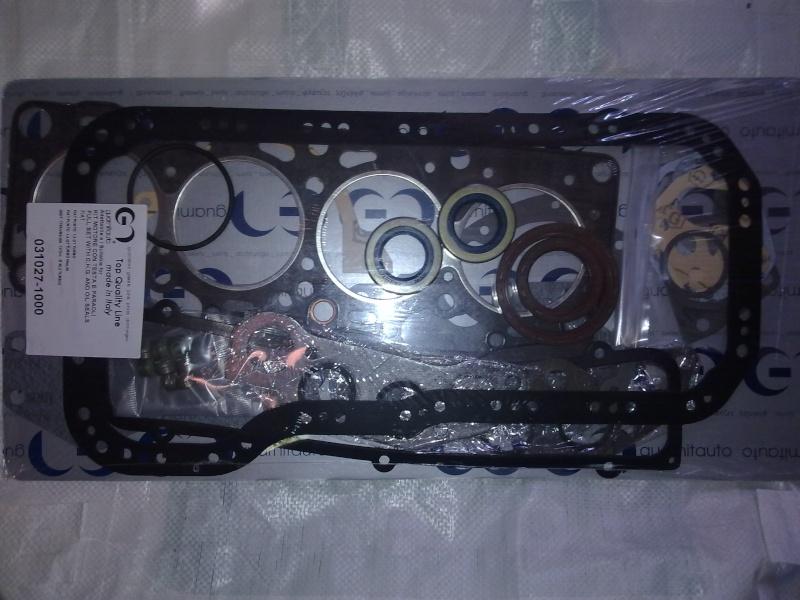 Pochette de joint moteur complete 01062010