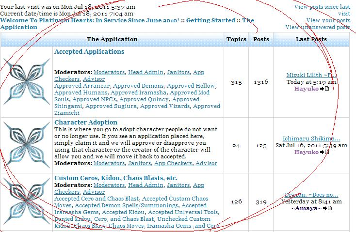 How to make your first Application. Applic11