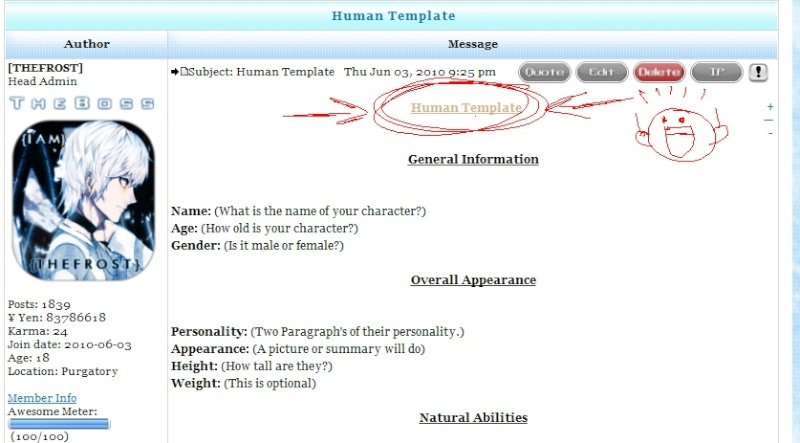 How to make your first Application. Human_11