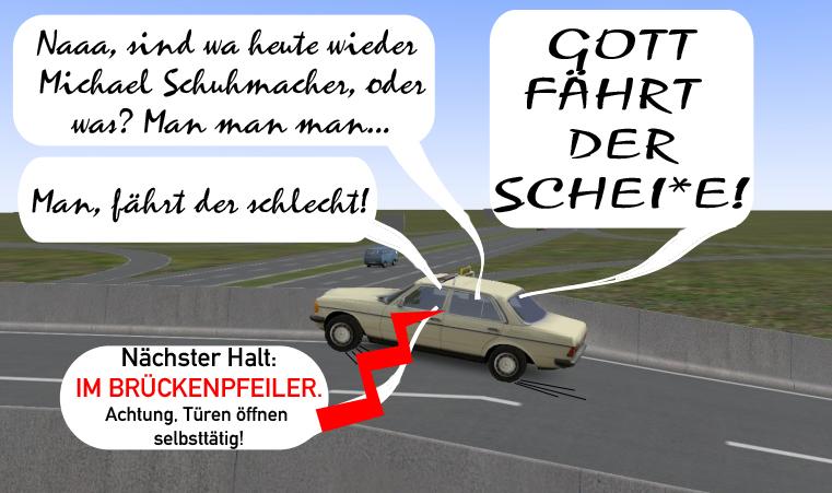 Neulich in OMSI - lustige oder kuriose Gegebenheiten [NUR mit Screenshot bitte] Taxi10