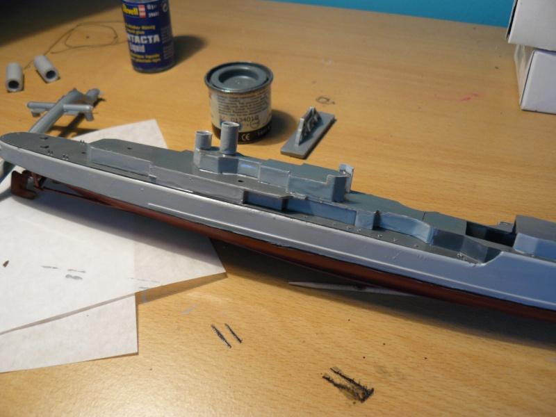 """kit heller """"task force"""" : escorteur P1210215"""