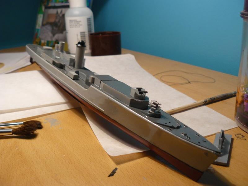 """kit heller """"task force"""" : escorteur P1210218"""