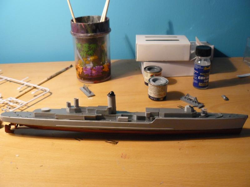 """kit heller """"task force"""" : escorteur P1210219"""