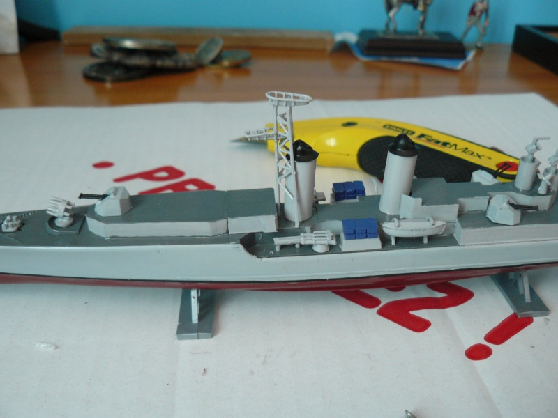 """kit heller """"task force"""" : escorteur P1210222"""