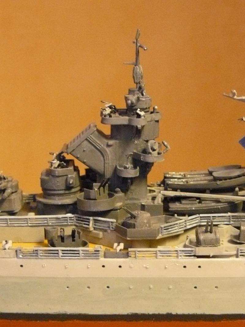 cuirassé richelieu 1/400 heller P1210324