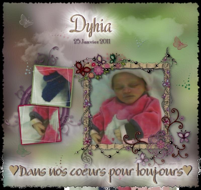 ma petite étoile Dyhia Ange_d10
