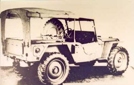 Jeep MLW-2. 212