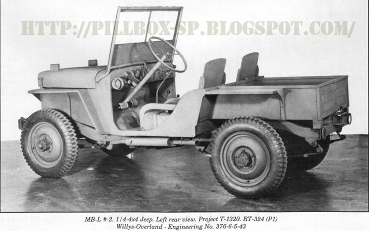 Willys MB-L 222