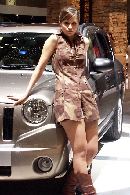 Jeep&Girl 267410