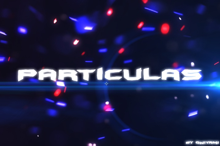 After Effects Partic10