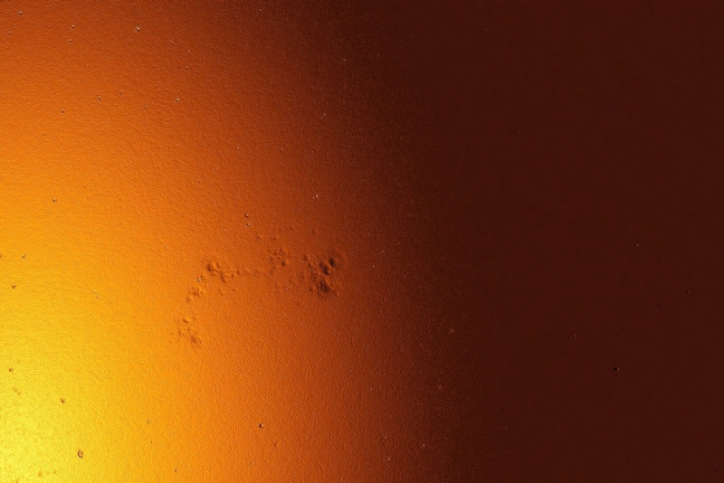 PETITES TACHES  solaires d'aujourd hui , capteur très sale  029_sk11