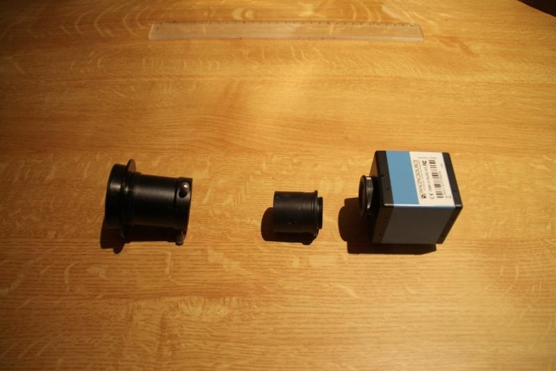 jonction DMK 41  et televue powermate X5  Dmk_au10