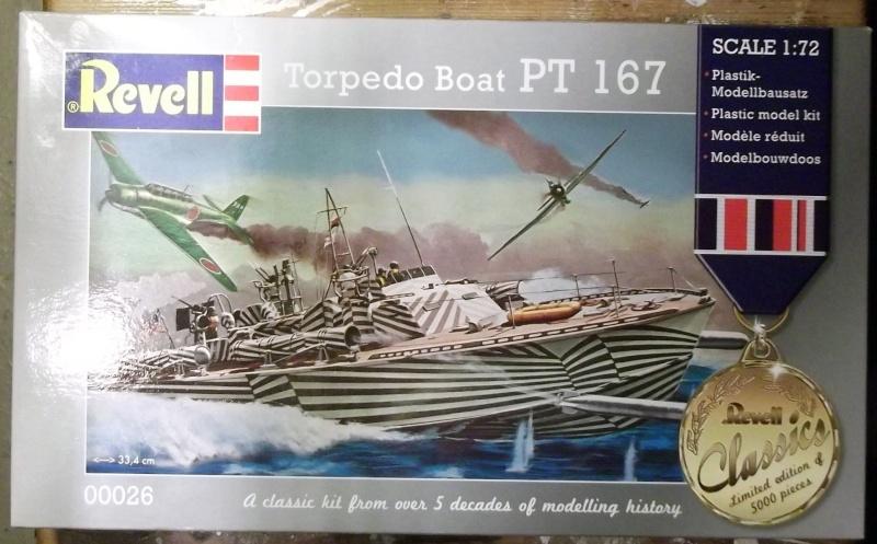 Revell - Torpedo Boat - PT109 - 1/72 Dscf1810