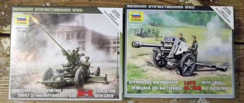 [Zwezda] Howitzer 105mm LeFH 18/18 Dscf2418