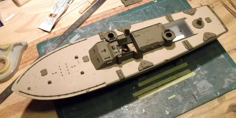 Revell - Torpedo Boat - PT109 - 1/72 Pt_1410