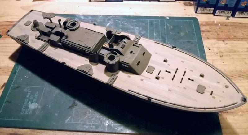 Revell - Torpedo Boat - PT109 - 1/72 Pt_1510