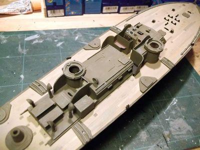 Revell - Torpedo Boat - PT109 - 1/72 Pt_1610