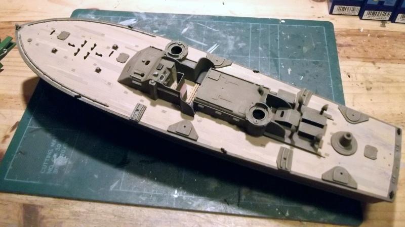 Revell - Torpedo Boat - PT109 - 1/72 Pt_1810