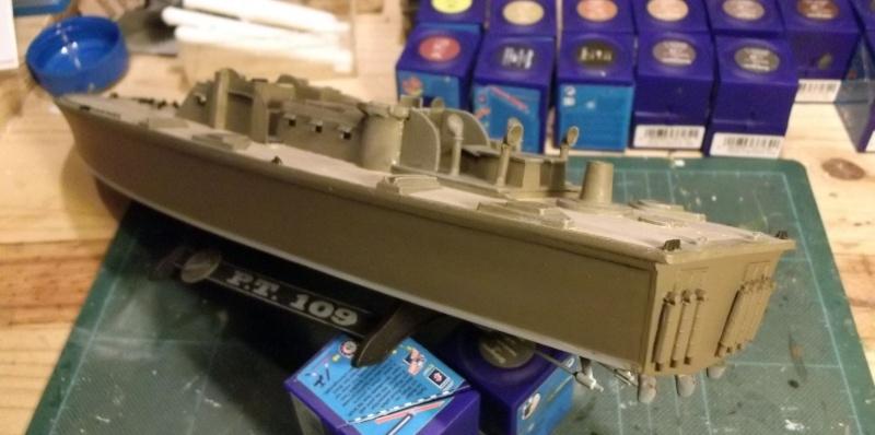 Revell - Torpedo Boat - PT109 - 1/72 Pt_2110