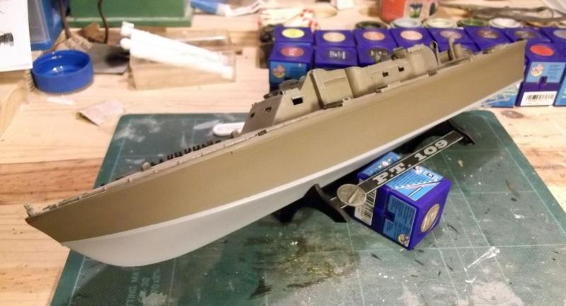 Revell - Torpedo Boat - PT109 - 1/72 Pt_2210