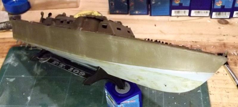 Revell - Torpedo Boat - PT109 - 1/72 Pt_2410