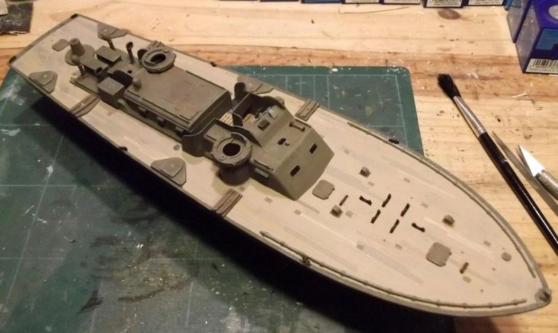 Revell - Torpedo Boat - PT109 - 1/72 Pt_2710