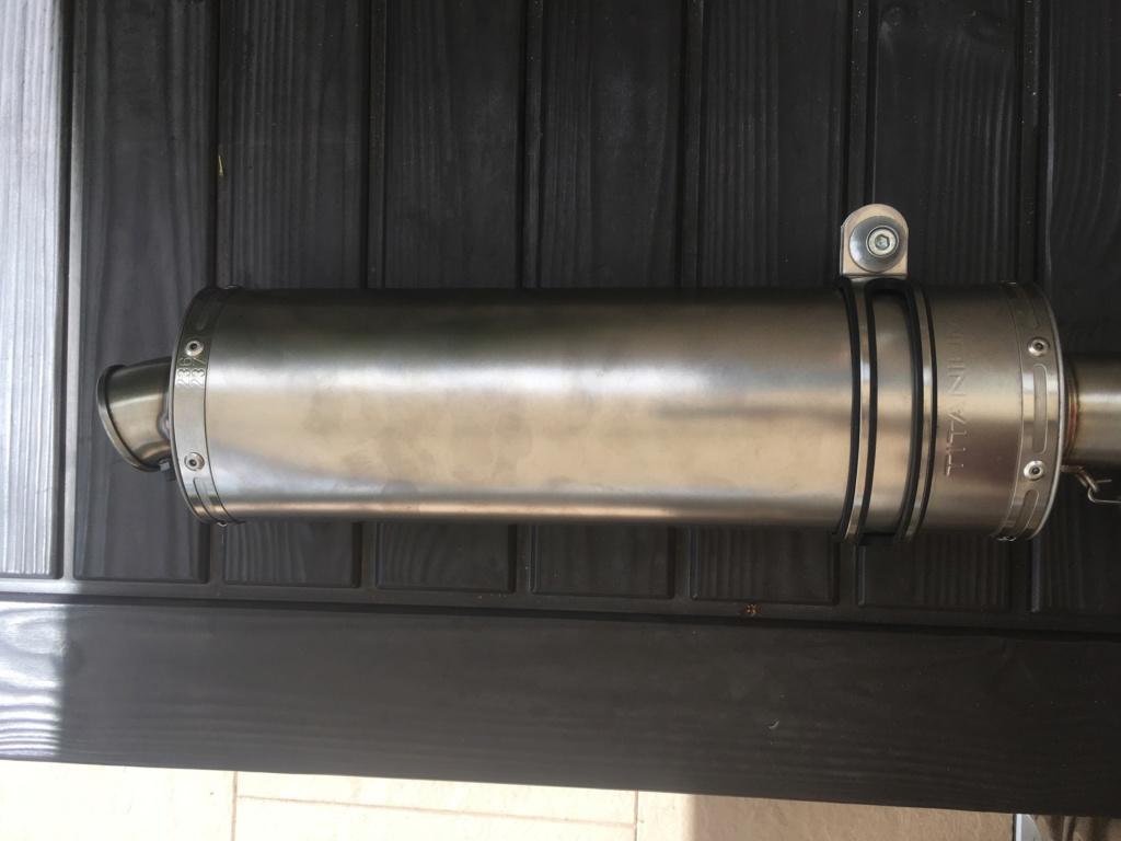 [Vends] Silencieux LeoVince SBK EVO 2 Oval Titanium Img_1513
